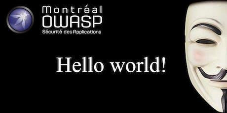OWASP Montreal Events   Eventbrite