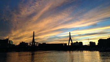 Sunset Cruise of Boston Harbor