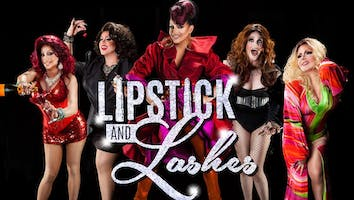 """Lipstick and Lashes Drag & Dinner Show"""