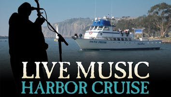 Dana Wharf's Live Music Harbor Cruise
