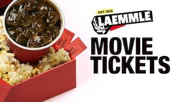 Laemmle Theatre Movie Ticket