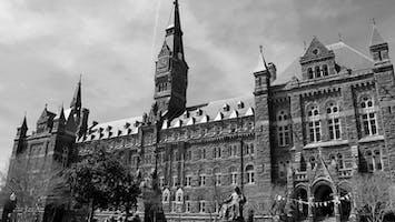 Ghosts of Georgetown Walking Tour