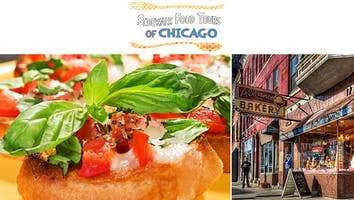 Sidewalk Food Tours of Chicago: River North