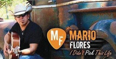 Mario Flores & the Soda Creek Band LIVE