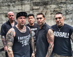 "*Agnostic Front - ""Victim In Pain"" 35th Anniversary Tour"