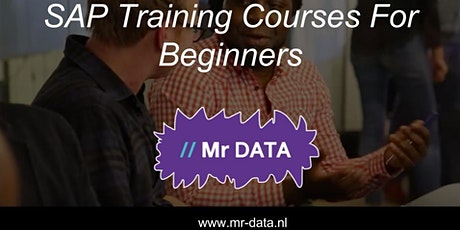 SAP Training Courses For Beginners | 1 Day | Mr-Data.nl | Big Data University | Big Data Consultants | Amsterdam tickets