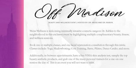 Off Madison: Beauty & Wellness Event tickets