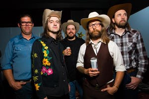 Casey James Prestwood and The Burning Angels, The Split Coils, Roses Wild