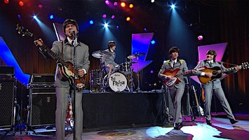The Fab Four - The Ultimate Beatles Tribute @ The Fox Tucson Theatre