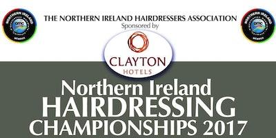 NI Hairdressing Championships 2017