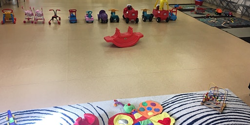 Oasis toddler group