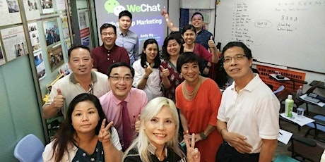 WeChat for Business (192nd Run) tickets