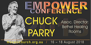 EMPOWER CONFERENCE 2018 with CHUCK PARRY
