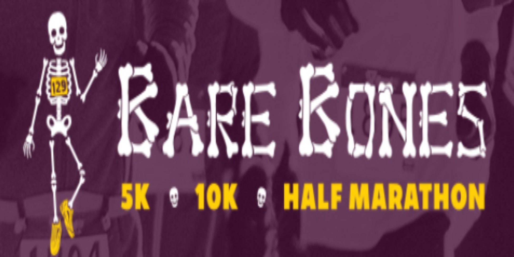 Bare Bones Half Marathon/5K/10K/10M