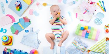 Baby Care Basic Classes @ Mt. Auburn tickets