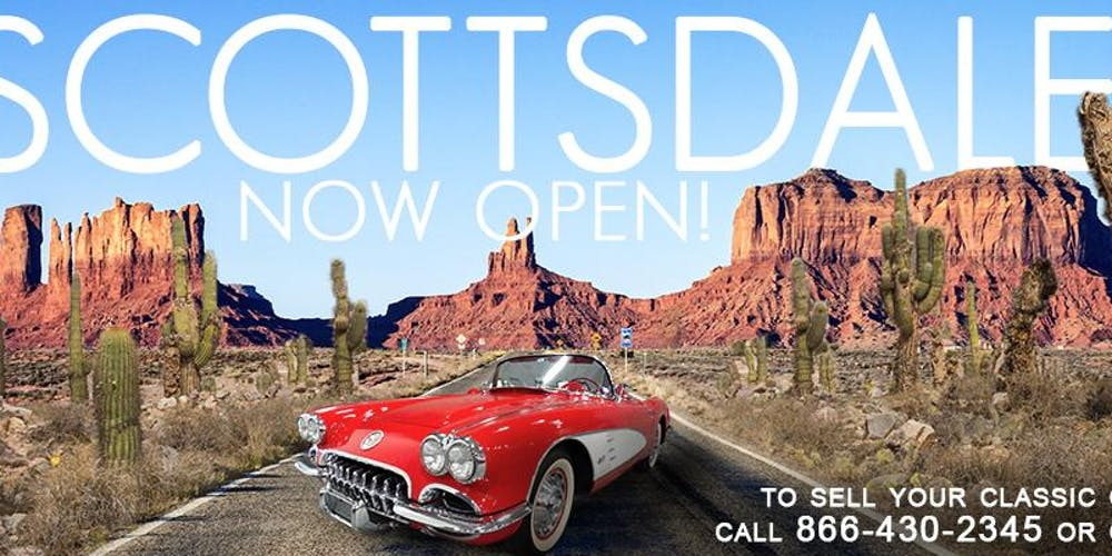 Gateway Classic Cars of Scottsdale NOW OPEN Tickets, Tue, Sep 12 ...