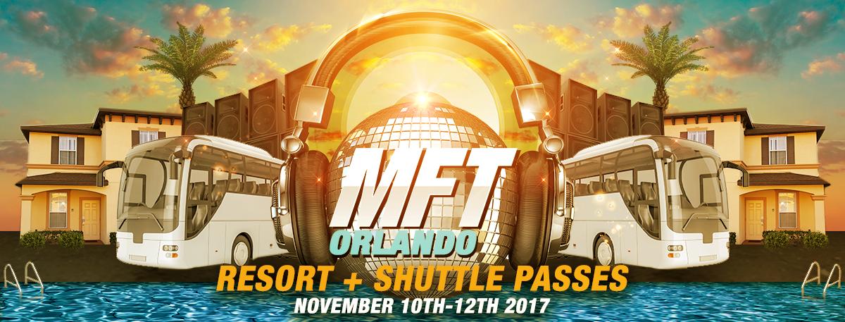 MFT Orlando Resort Pre-Party