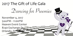 Dancing for Preemies The Gift of Life's Annual Black...