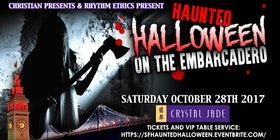 haunted halloween on the embarcadero at crystal jade tickets