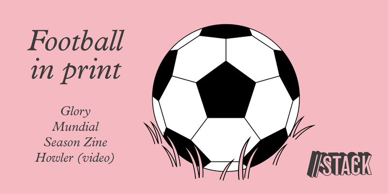 Football in print