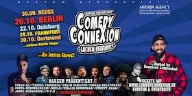 Comedy ConneXion Lachen Verbindet DUISBURG Tickets