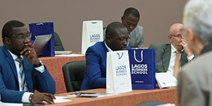 Lagos Business School MBA Experiential Session