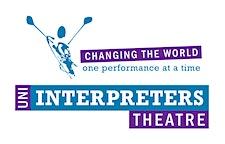 UNI Interpreters Theatre logo