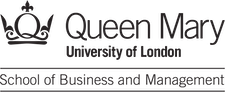 QMUL School of Business and Management logo