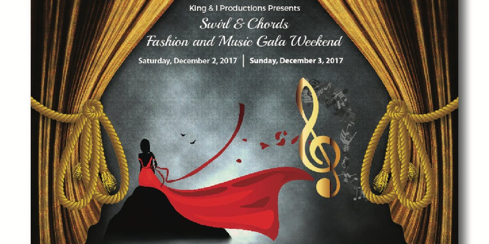 Swirl Chords Fashion And Music Gala Tickets Multiple Dates