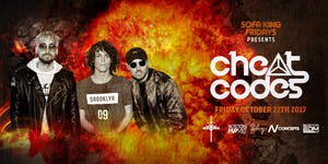 Cheat Codes Halloween at Royale 10.27.17 | 10:00 PM |...