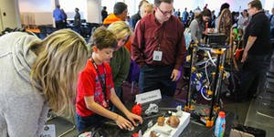 New England Maker Summit 2017 Sponsored By SOLIDWORKS