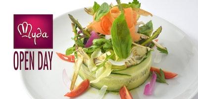 MYDA OPEN DAY 2017. Festeggiamo l'arte culinaria.
