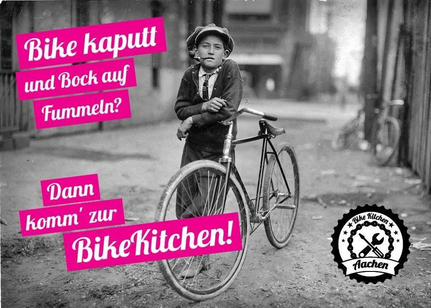 BikeKitchen Aachen