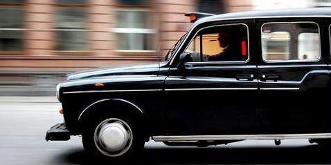 Taxi Drivers Assessment - Information/Enrolment