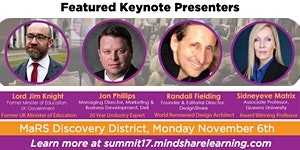 8th Canadian EdTech Leadership Summit - Presented by...