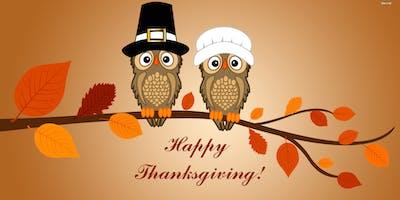 Open House Thanksgiving Dinner