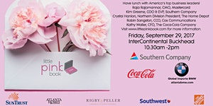 PINK's Signature Annual Fall Empowerment Event