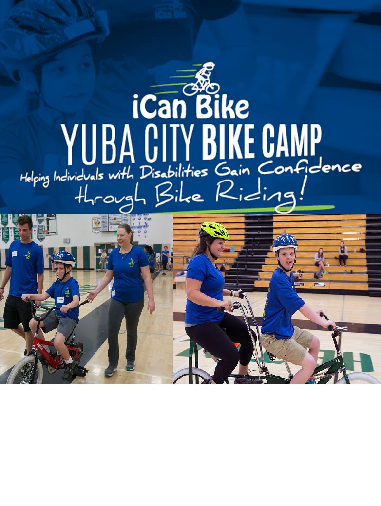 iCan Bike Camp Yuba City