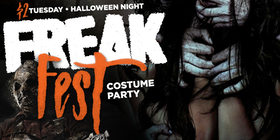 3rd annual freak fest l halloween party tickets - Halloween Events In Va