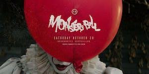MONSTERS BALL 11 | Sold out 10 yrs running!