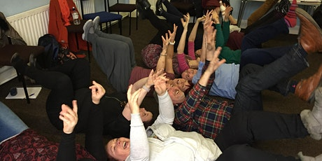 Laughter Yoga Leader Training with the Laughter Yoga Master Trainer, Durham tickets