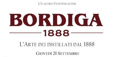 Degustazione prodotti Bordiga – in purezza e cocktail