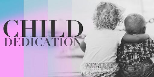 Child Dedication at Macungie Campus