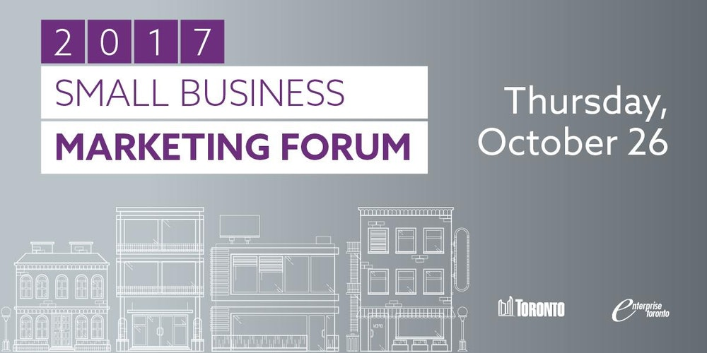 Small Business Marketing Forum