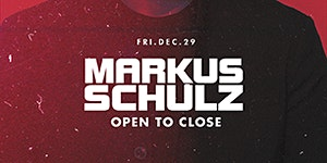 MARKUS SCHULZ (Open To Close) at 1015 FOLSOM