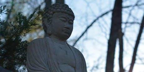 Introduction to Meditation: Metta Bhavana (Loving Kindness) tickets