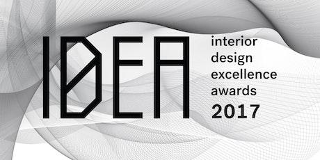 2017 Interior Design Excellence Awards Gala Tickets