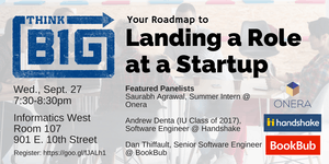 ThinkB1G Workshop: Your Roadmap to Landing a Role at a...