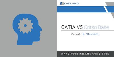 CATIA V5 - Corso base per privati e studenti