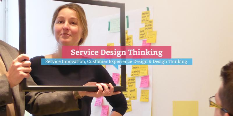 Certified Service Design Thinker (engl.), Cop